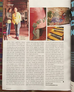 "Home Art ""Mozaik, Ravenna ve İstanbul"""