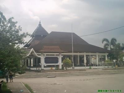 Masandhy Berbagi Info Masjid Sunan Kalijaga Kadilangu Demak