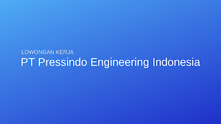 PT Pressindo Engineering Indonesia
