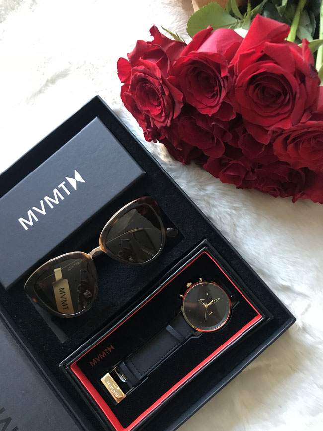 Best Hoilday Gifts, MVMT Watch and Sunglass Set, Best Gift Set, MVMT Gift Set
