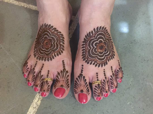 Wedding, Mehendi
