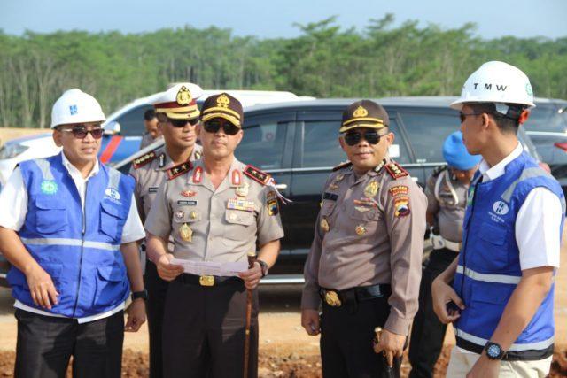 Survei Jalur Mudik, Kapolda Jateng Optimis H-10 Jalur  Tol Bisa Dilalui