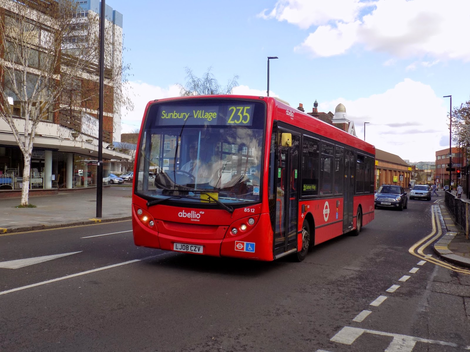 London Connected Fleetlists
