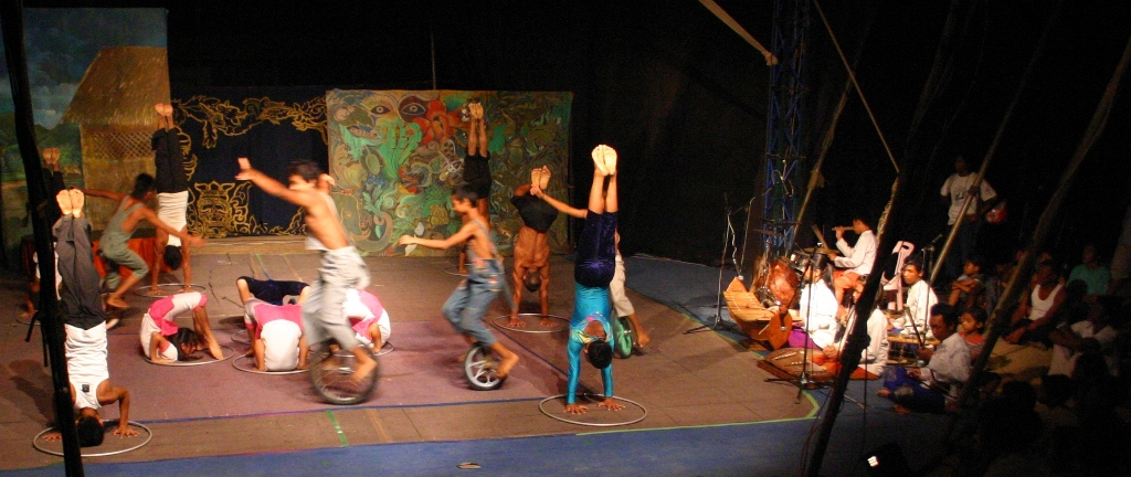 All About Battambang : Circus School - Phare Ponleu Selpak ...