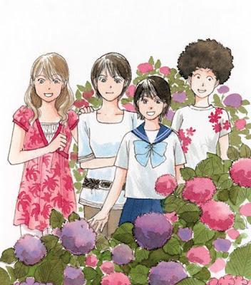 Umimachi diary acaba depois de 12 anos de série