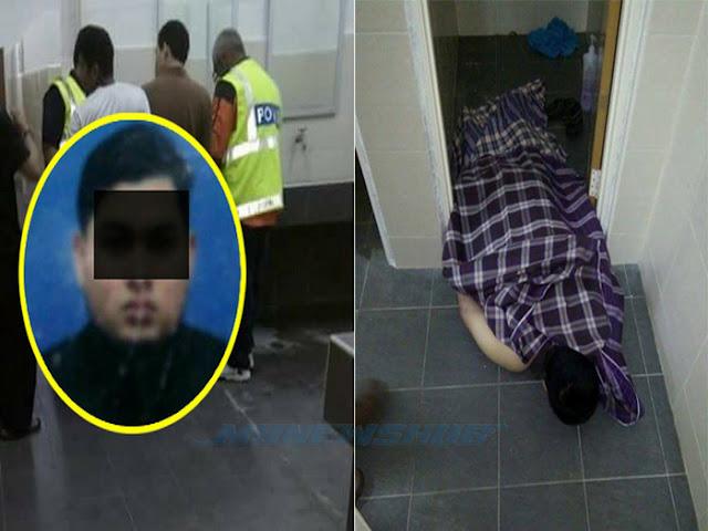 Ini Cerita Sebenar Pelajar Syariah Ditemui Mati Tergantung Dalam Bilik Air