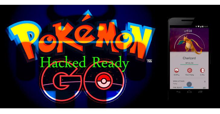 pokemon go apk hack android