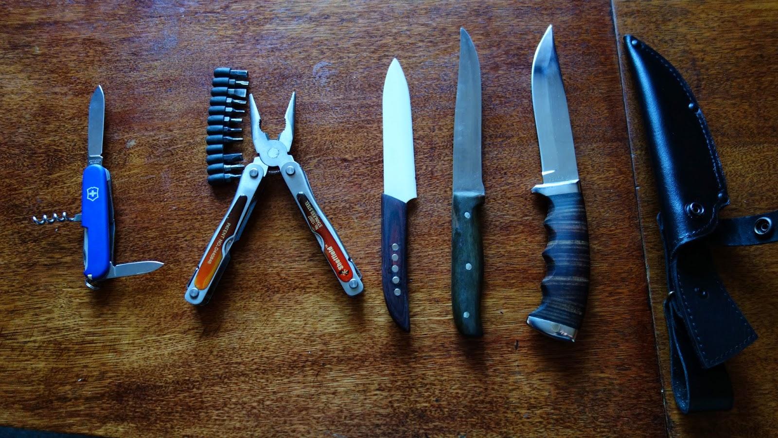 какой нож лучше выбрать для рыбалки