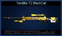 Tactilite T2 BlackCat