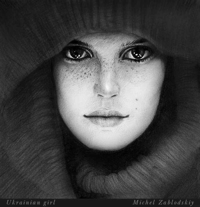 Украинский художник. Михаил Заблодский