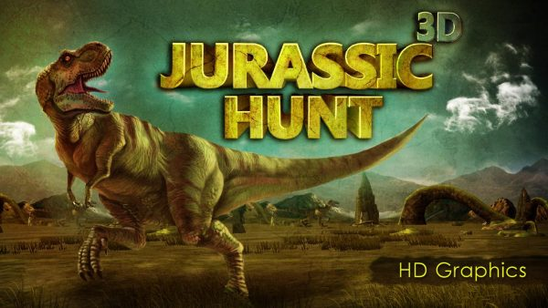 JURASSIC HUNT 3D Apk (Mod Gold/Unlocked)