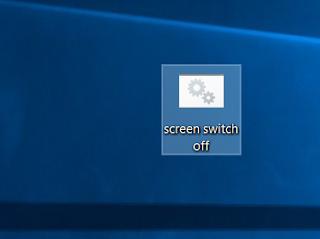 الطريقة الثانية الإستعانة بـــباتش خارجي لإطفاء الشاشة