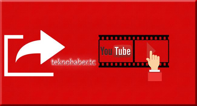 Youtube Videosu Paylaşım Ayarları