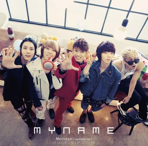 MYNAME – Message (Type-B) – EP