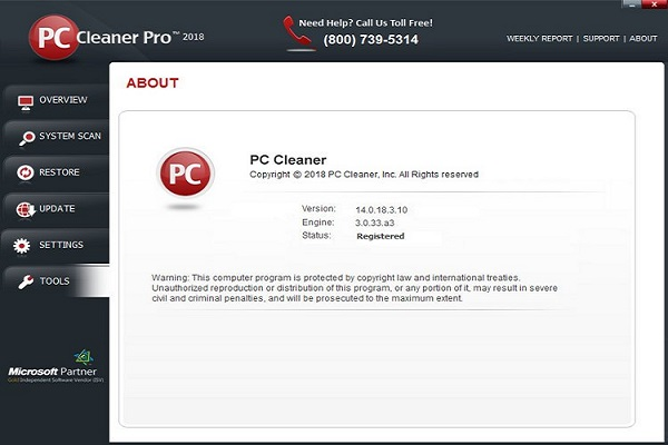 PC Cleaner Pro 2018 14.0.18.4.26 Latest