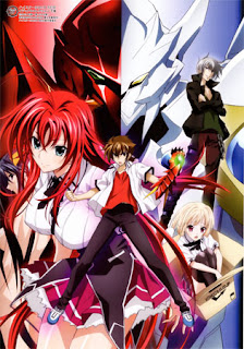 High School DxD New