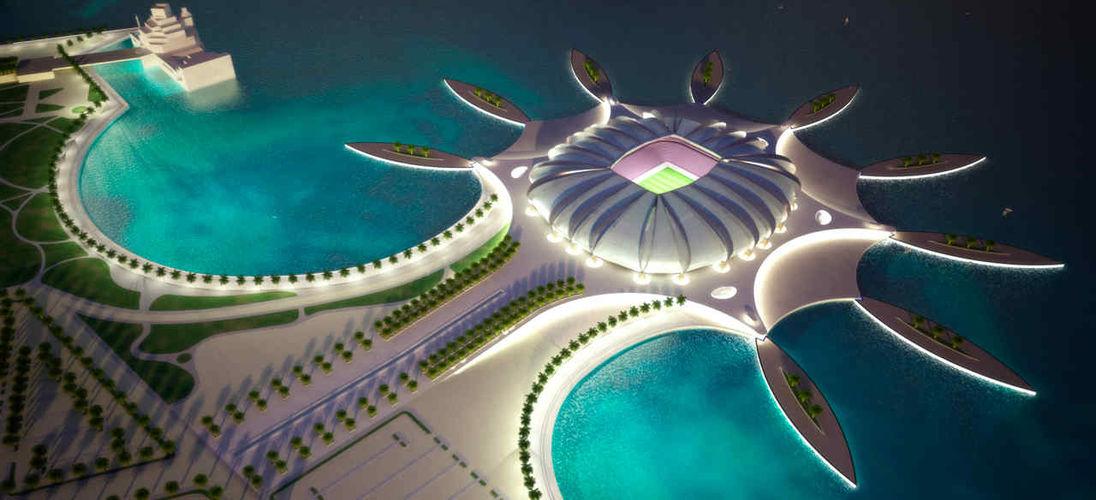 ملعب ميناء الدوحة  الدوحة تستضيف معسكر الحكام