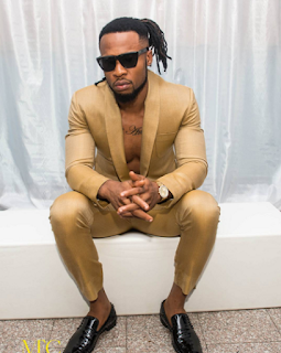 Singer Flavour Performs in Ghana