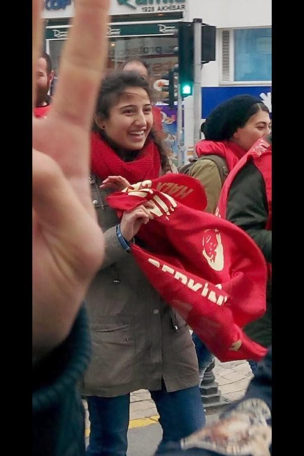 [Turquia] Asesinan a una militante comunista,Sila Abalay SA