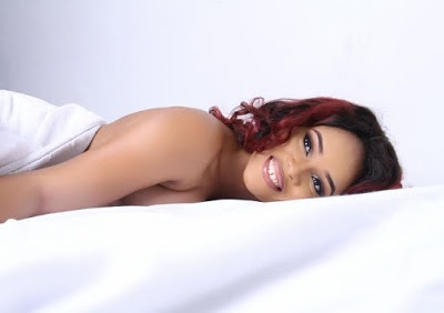 Nollywood Actress Onyii Alex Releases Sexy Photos on her Birthday