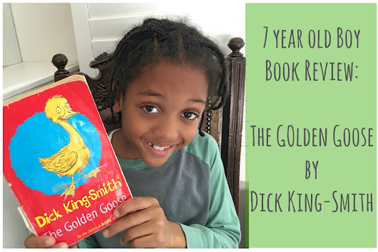 Book Review: The Golden Goose by Dick King-Smith