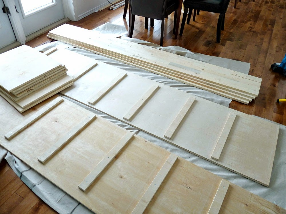How to Build a Cabinet with Shelves