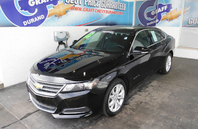 Pick of the Week - 2016 Chevrolet Impala 2LT Leather