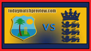 1st ODI ENG vs WI Today Match Prediction Dream11 Squad