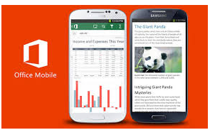 Microsoft Office Mobile Apk v15.0.4806.2000 Download For Android