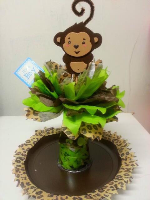 Safari Theme Baby Shower Decorations