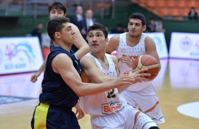 Basketbol Gençler Ligi | Banvit - Fenerbahçe | Erkin Şenel