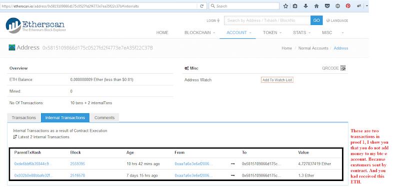 Lưu ý khi giao dịch Ethereum trên Myetherwallet