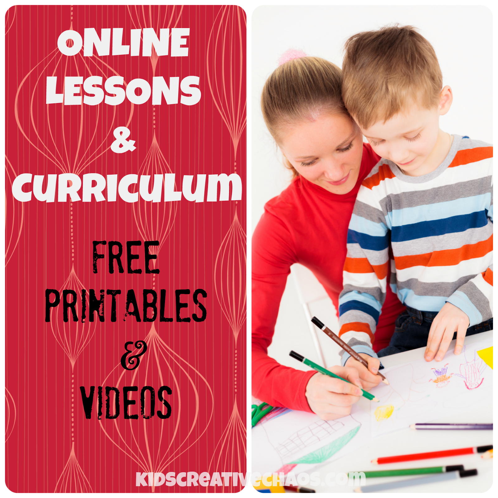 Worksheet Homeschool Curriculum Free Online kids creative chaos homeschool projects homeschooling curriculum worksheets and lesson plans