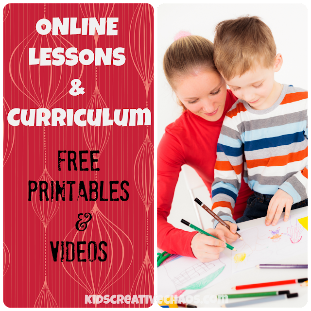 Homeschooling Curriculum: Projects, Worksheets, and Lesson Plans.