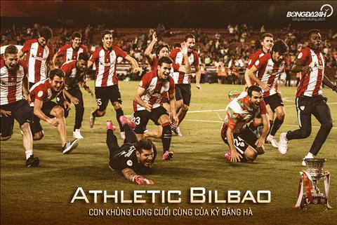 Đội hình toàn cầu thủ bản địa của Athletic