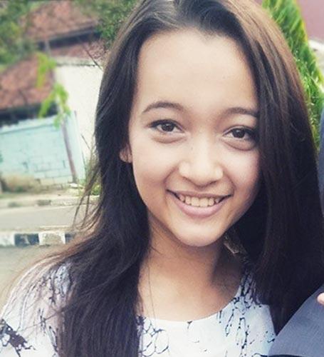 Biodata Artis Megan Domani Lengkap Dengan Agama Dan Foto ...