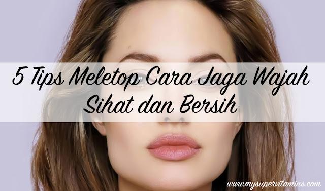 Apa rahsia wajah Angelia Jolie Sentiasa Cantik dan Segar