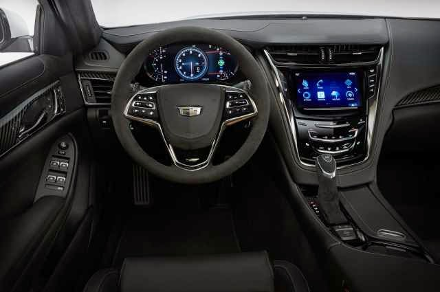 2018 Voiture Neuf 2018 Cadillac CTS-V, Photos, Prix, Date De sortie, Revue, Concept
