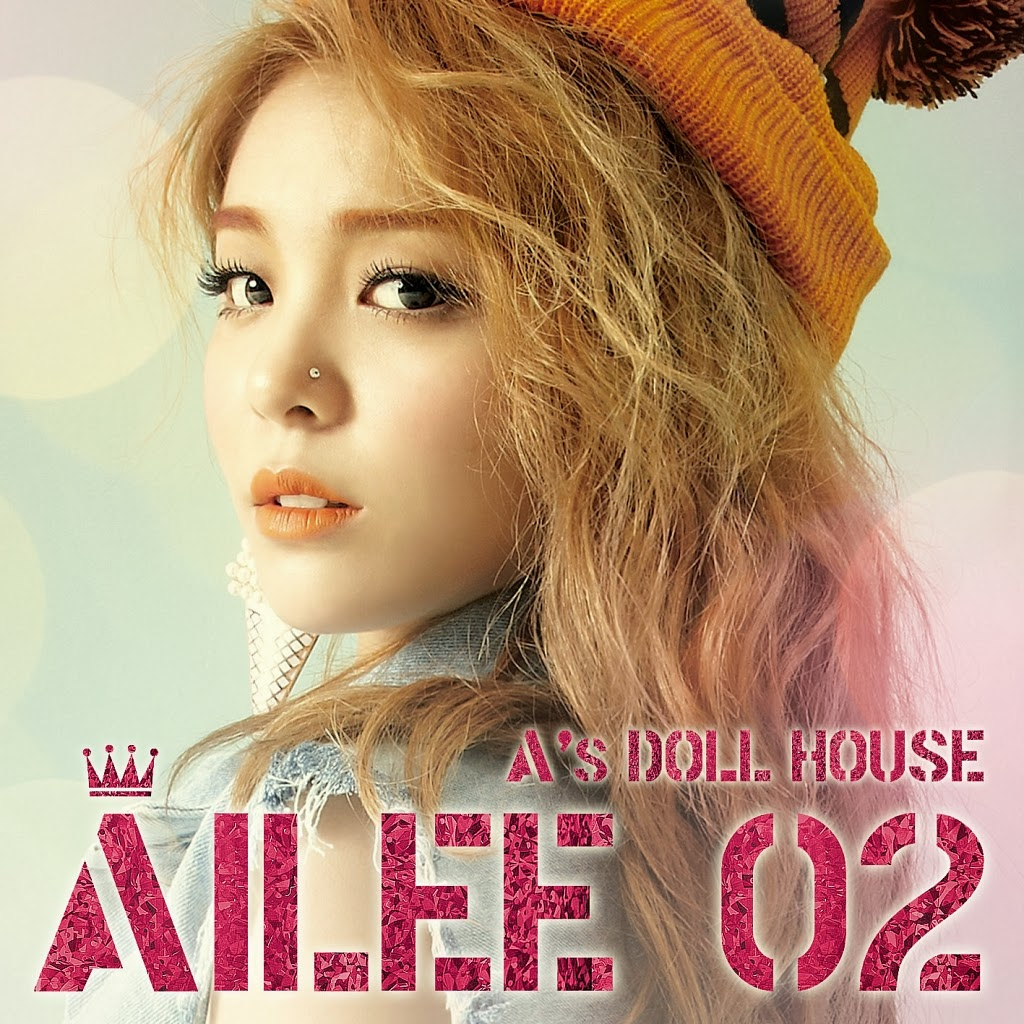 [Mini Album] Ailee – A`s Doll House [FLAC]