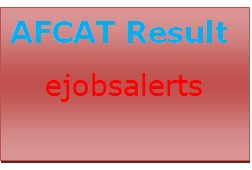 AFCAT Result Feb 2017