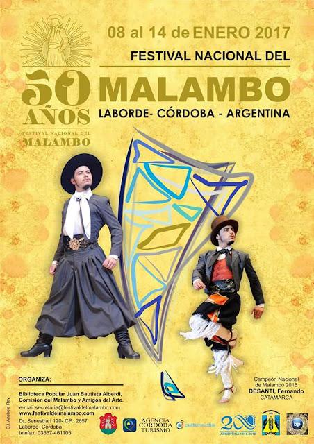 Festival Nacional del Malambo