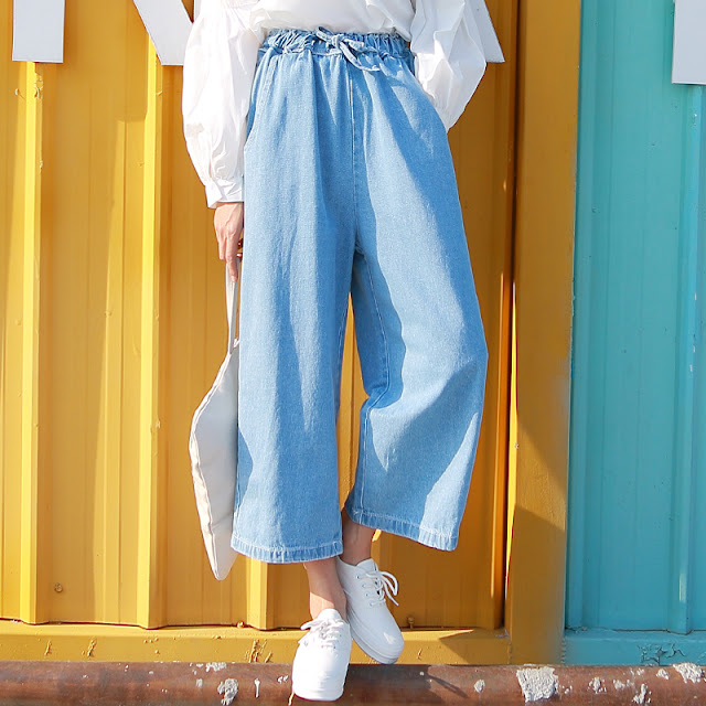 Cullotes Trends 2018, How To Wear  Cullotes