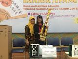 Mantap! Seli, Mahasiswa PBJ UNNES akan Bertanding pada Asean Speech Contest di Tokyo
