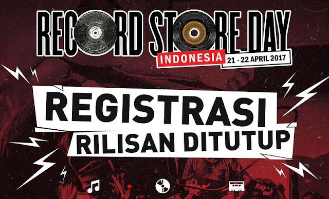 Record Store Day Indonesia 2017