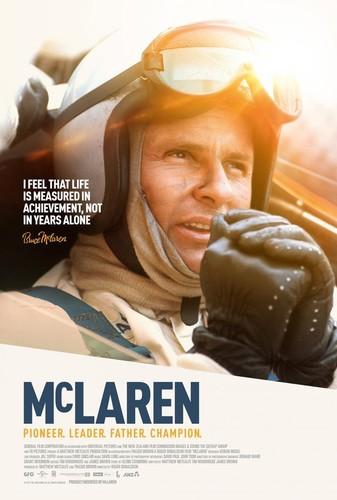 McLaren: La carrera de un campeón (2016) [1080p Latino] [Documental]