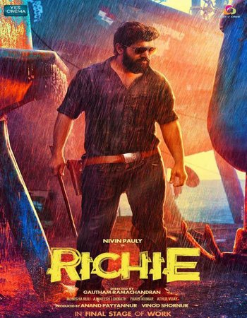 Richie (2017) Hindi Dubbed 720p HDRip