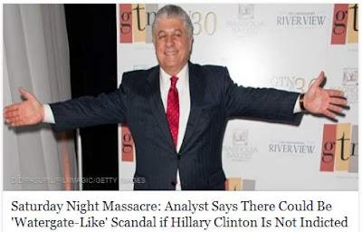 Judge Napolitano predicts Hillary indictment -- again