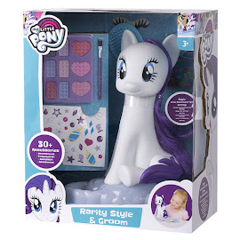 MLP Groom & Style Pony Rarity Figure by HTI