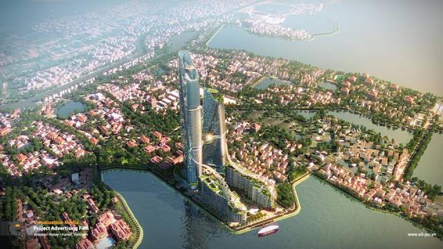 245 Người dân Hà Nội gửi kiến nghị phản đối dự án Sun Grand City Quảng An - Hồ Tây