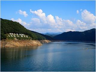 ทะเลสาบโซยัง (Soyang Lake)